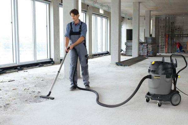 Прибирання після ремонту комерційних приміщень